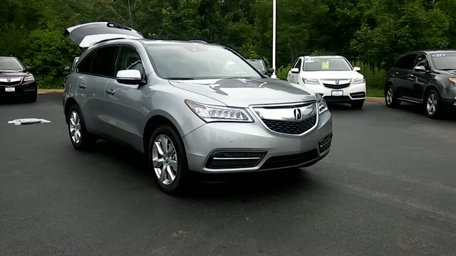 New 2016 Acura Mdx Sh Awd With Advance Package