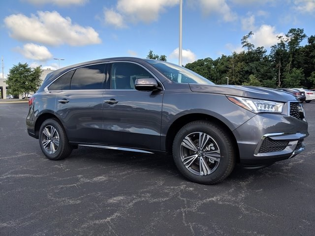 New Acura MDX SHAWD D Sport Utility In Peoria A Bob - 2018 acura mdx hitch