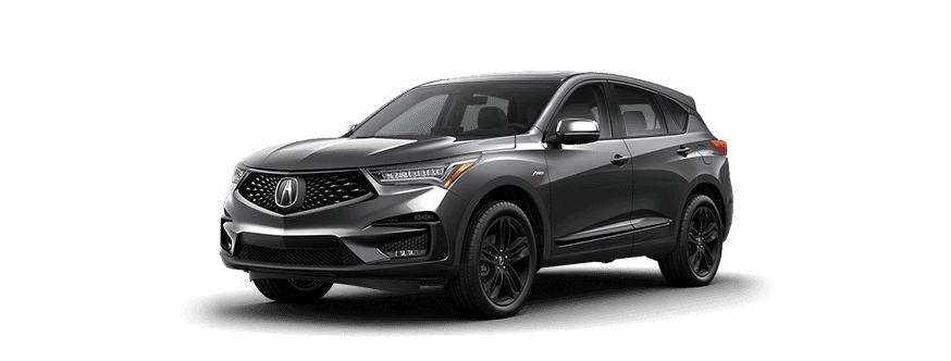 New 2021 Acura RDX SH-AWD with A-Spec Package With Navigation